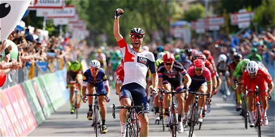 En un día tranquilo, Roger Kluge ganó la etapa 17 del Giro de Italia