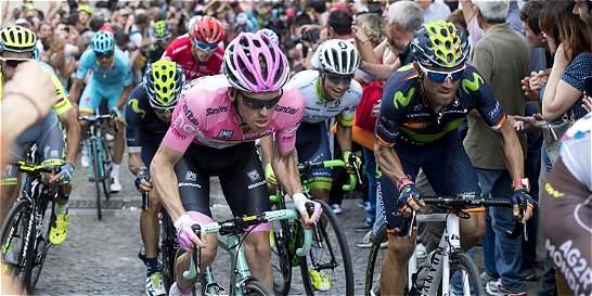 Llegó la hora en el Giro de Italia: ¡Todos contra Kruijswijk!