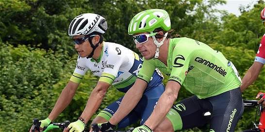 Finaliza el Giro de Italia con tres colombianos en el top 10