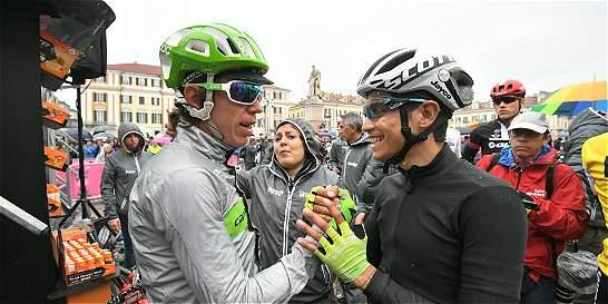 '¿Por qué no soñar con ganar el Tour de Francia?': Chaves