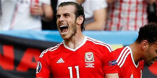 Gareth Bale anotó gol en la victoria de Gales 2-1 a Eslovaquia