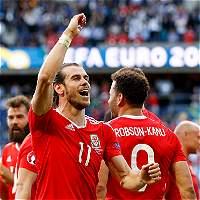 Un autogol de Irlanda metió a Gales en los cuartos de la Eurocopa