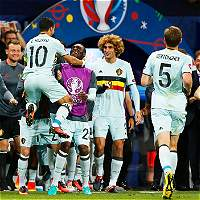 Bélgica no tuvo piedad con Hungría y pasó a cuartos de la Euro