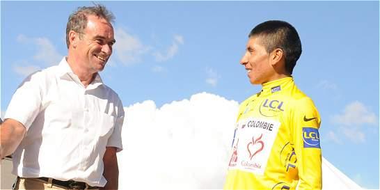 'Quintana es el favorito para ganar el Tour de Francia': Hinault