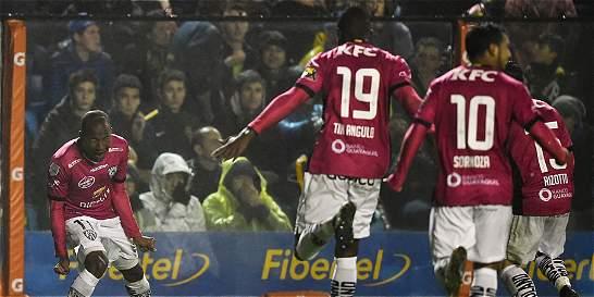 ¡Palo en la Copa! Independiente del Valle jugará la final con Nacional