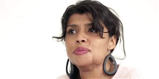 Gina: la mujer que lucha porque a los ataques se les dé atención