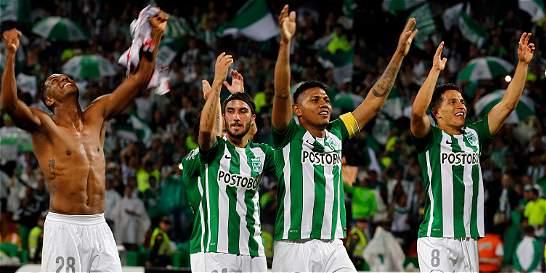 Nacional va por el título de la Libertadores