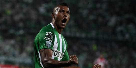 'Dijeron que era jugador de equipo chico': Miguel Borja