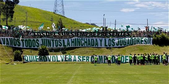 'Un equipo como Nacional debe tener estadio propio': Víctor Marulanda