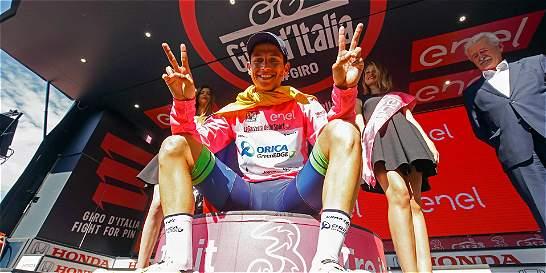 Esteban Chaves será el 'capo' del Orica en la Vuelta a España