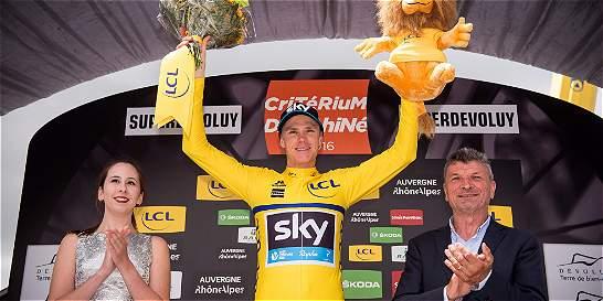 'Tengo cuentas pendientes con la Vuelta a España': Froome