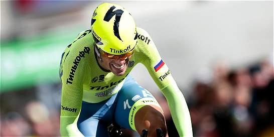 'No hemos tenido un gran día, pero queda recorrido': Contador
