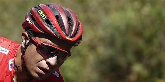 'Volver a estar en el podio es una felicidad muy grande': Atapuma