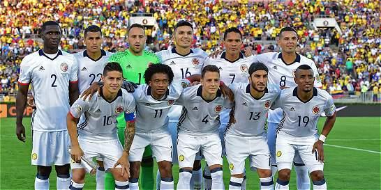 Selección Colombia tiene 18 puntos en juego en lo que resta del 2016