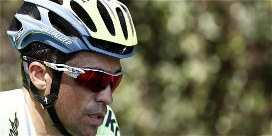 'Me cuesta seguir el ritmo de Nairo y Froome': Contador