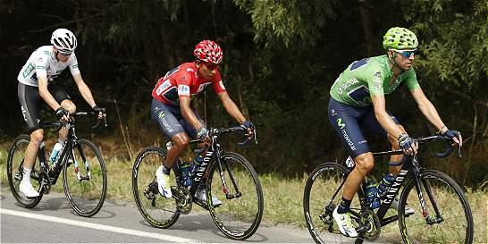 Las opciones de Nairo para ganar la Vuelta