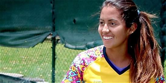 María Angélica Bernal juega tenis desde sus 11 años / Video V