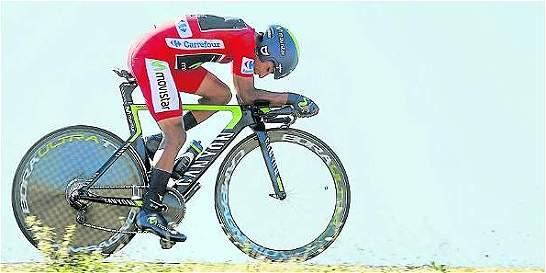 Froome ganó la etapa y quedó a 1'21'' de Nairo, que sigue de líder