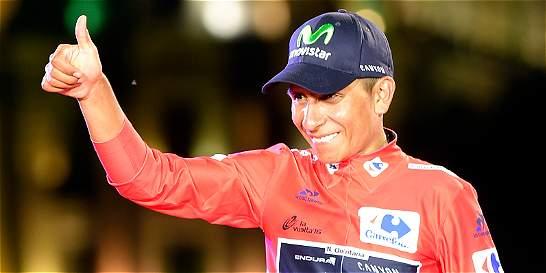 'Esta Vuelta a España ha sido el mejor triunfo de mi carrera': Nairo
