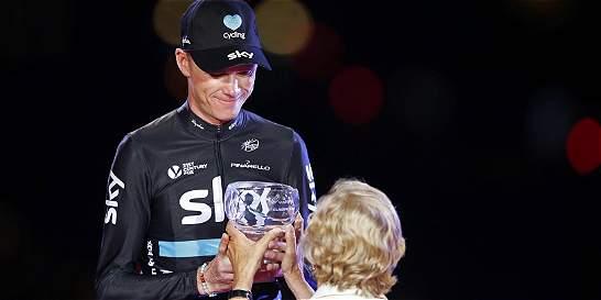 'Estoy encantado con lo que he hecho en la Vuelta': Froome