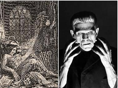 Ocho datos para conocer al verdadero 'monstruo' de Frankenstein