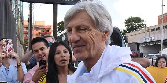 'Tenemos la necesidad y las ganas de vencer a Chile': José Pékerman