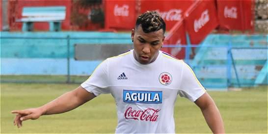 'No me siento titular, pero aprovecharé las oportunidades': Martínez
