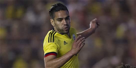 Con el regreso del Radamel Falcao, ¿cómo jugaría Colombia adelante?