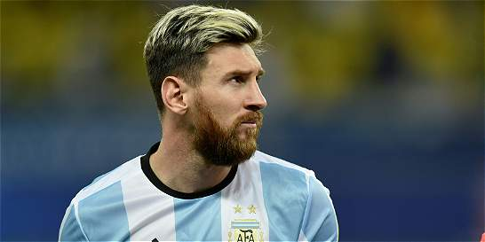 'Tenemos que salir de esta mier...': Messi