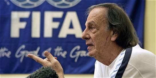 'Me preocupa la manera en la que juega Argentina': César Luis Menotti
