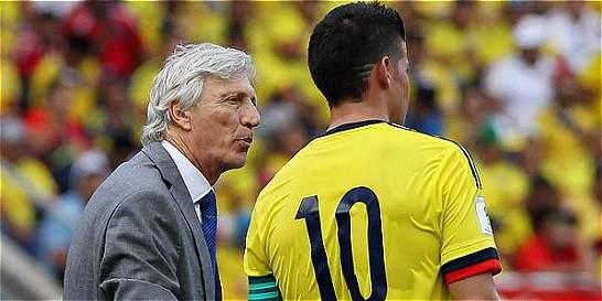 Colombia hace apenas 4,1 opciones de gol por partido