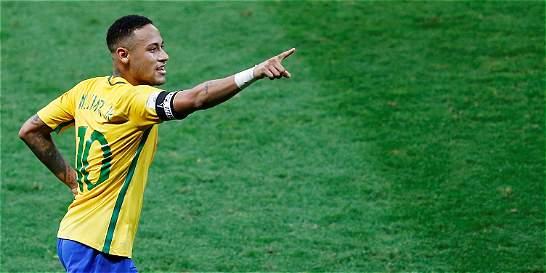 Interactivo: Neymar llegó a 50 goles con la Selección de Brasil