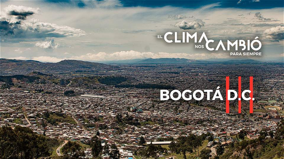 El clima nos cambió para siempre: Bogotá