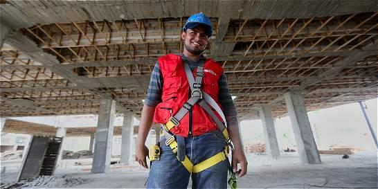 'A uno lo respetan por lo que construye'