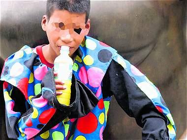 El Estado tiene en custodia a 3.515 hijos de la miseria