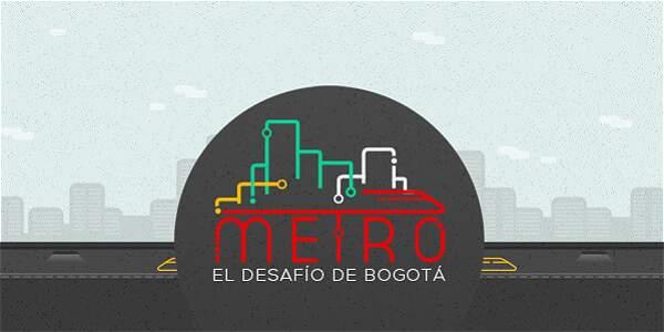 Metro, el desafío de Bogotá