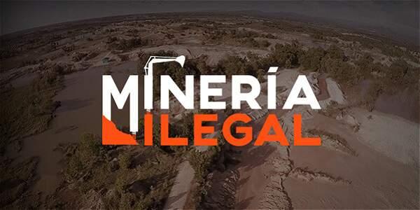 Minería ilegal, los cráteres que se devoran a Colombia
