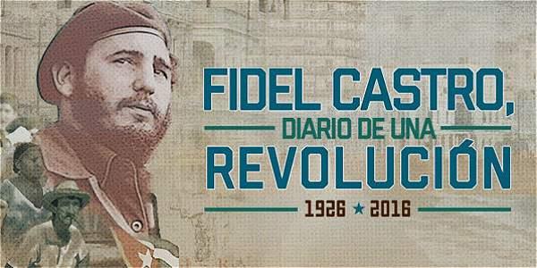 Fidel Castro, diario de una revolución