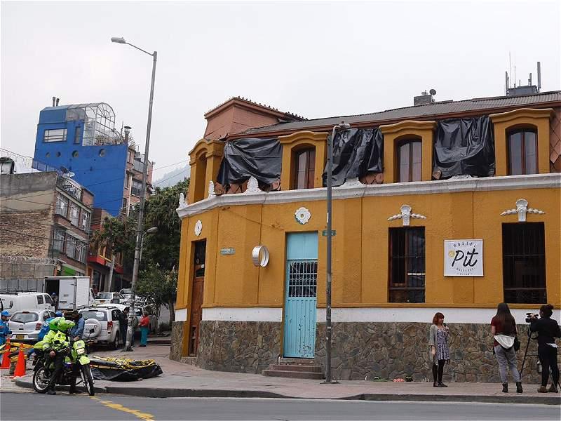 La Macarena, un día después del atentado
