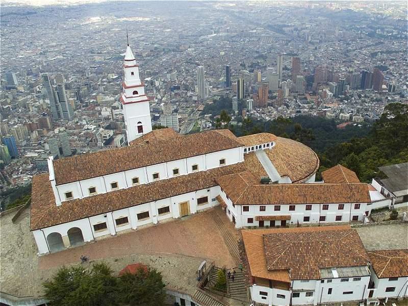 Recorra Bogotá desde el aire con el dron de EL TIEMPO