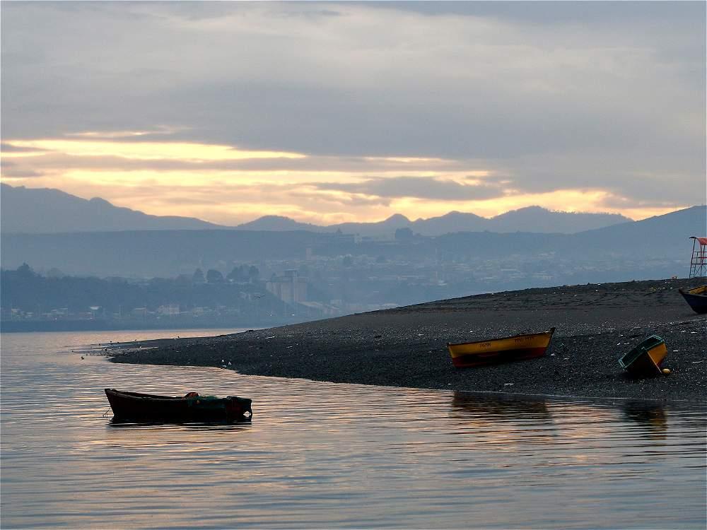 Marea roja en Chiloé, Chile