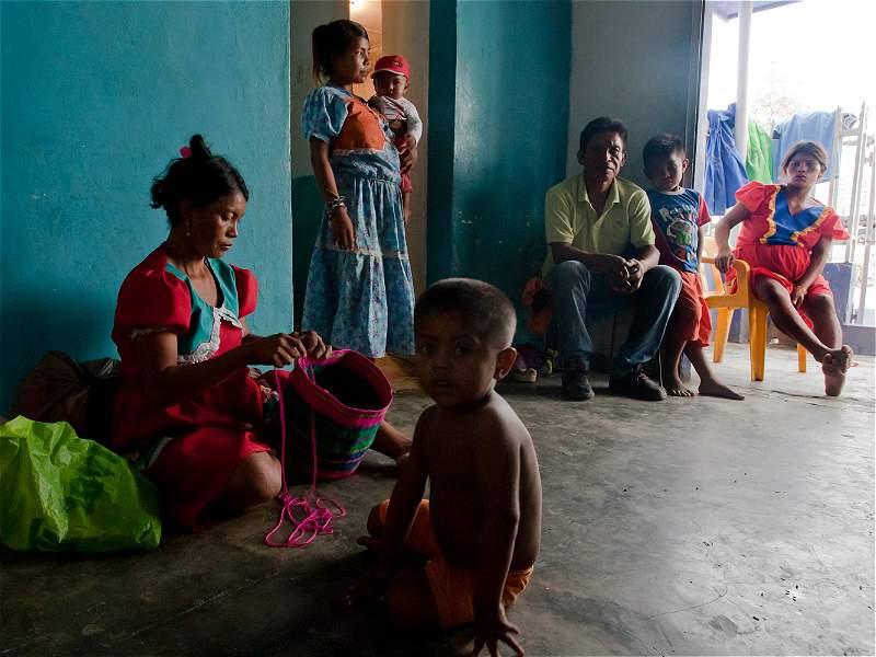 La difícil situación que viven los indígenas Yukpa