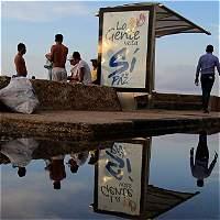 Cartagena, a la espera del momento histórico