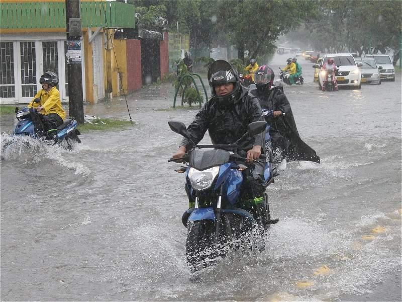 Las emergencias por lluvias en todo el país