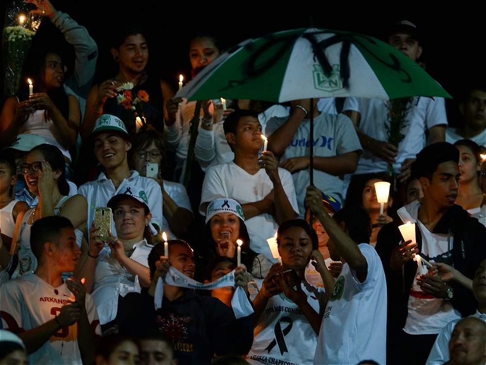 #FuerzaChapecoense: conmovedoras imágenes del partido que no pudo ser