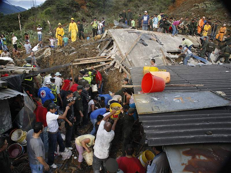 Diez tragedias en Colombia que pudieron ser evitadas