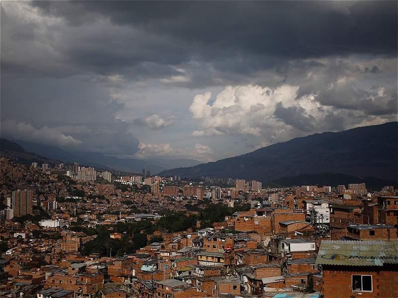 Así es la vida en la Comuna 13 de Medellín
