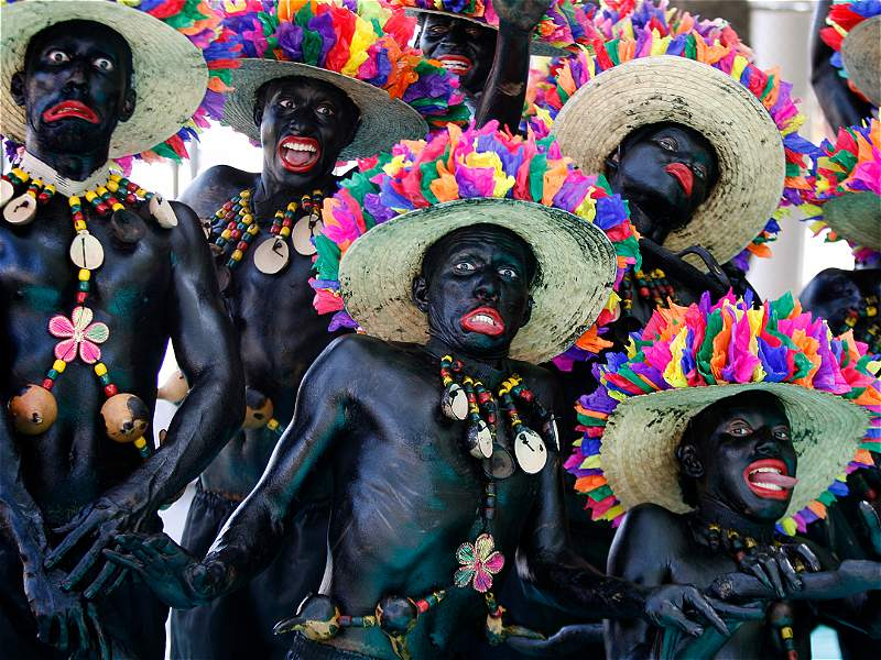Barranquilla a 'Son de Negros'