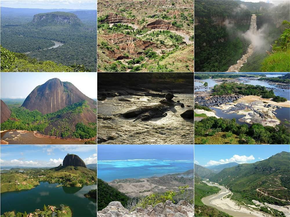 Fotos paisajes colombianos galer a de fotos eltiempo com - Tipos de paisajes ...