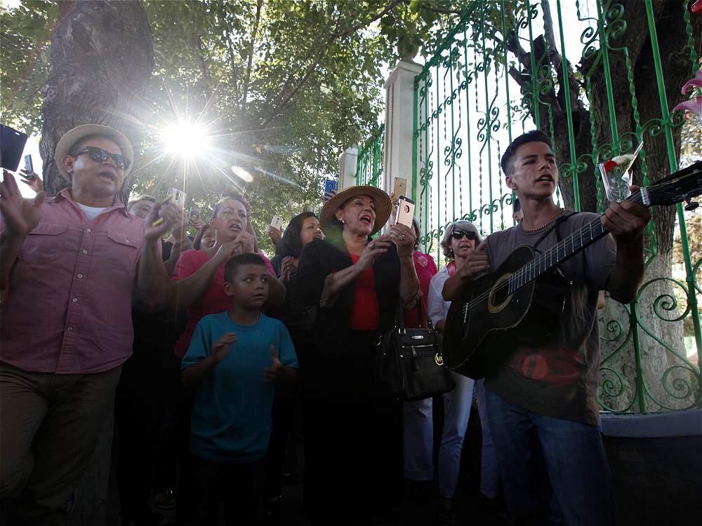 Cenizas de Juan Gabriel se quedarán en Ciudad Juárez